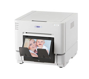 DNP DS-RX1 | A low investment with high print capacity