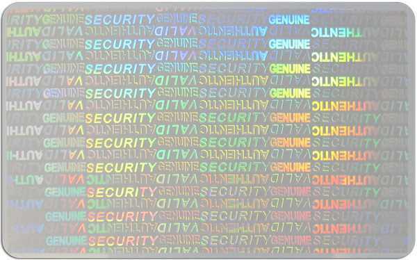 Digital Overlay Security – Technologies Id Cards Holographic