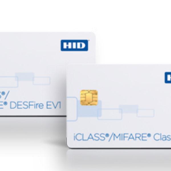 HID iCLASS + MIFARE & Classic or MIFARE DESFire – Digital ID
