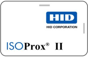 HID Prox ii Card