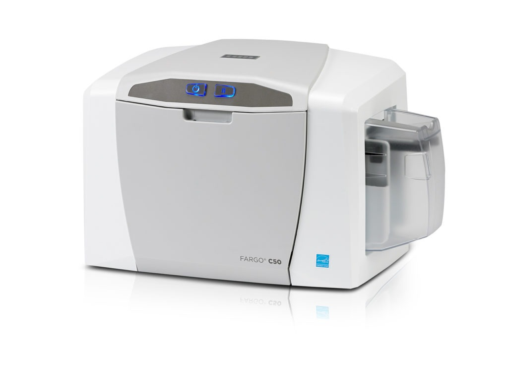 C50 angl r 1024x759 - HID FARGO C50 ID Card Printer