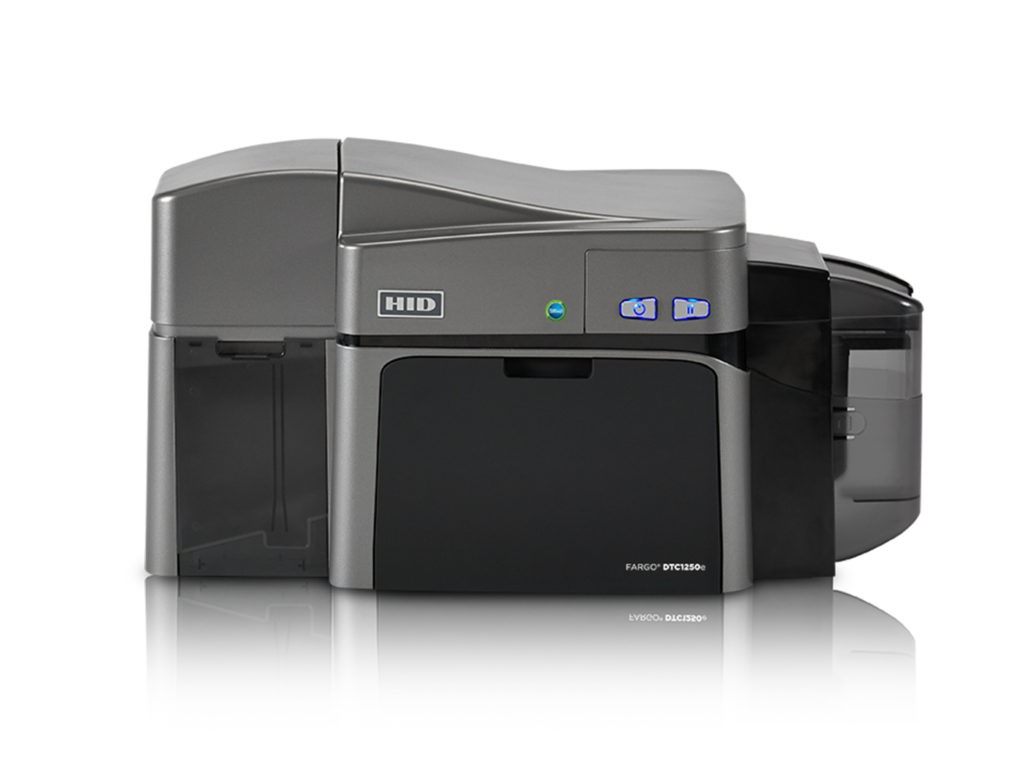 DTC1250eTake3 1024x773 - HID FARGO DTC1250e ID Card Printer