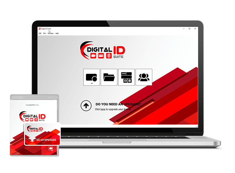 Digital ID Suite copy - ID Card Software