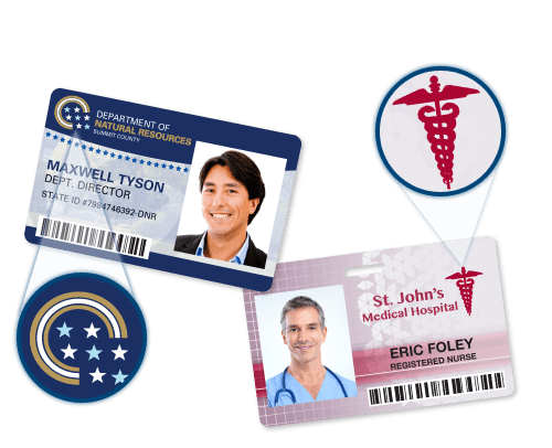 ID card security features main image - ID Card Printing Service