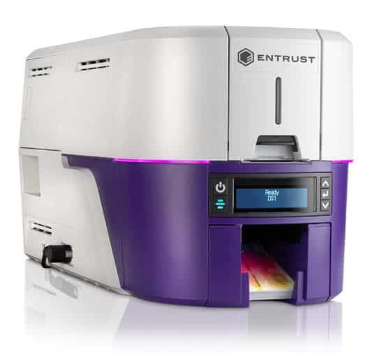 img half sigma feature - Entrust Sigma ID Card Printers