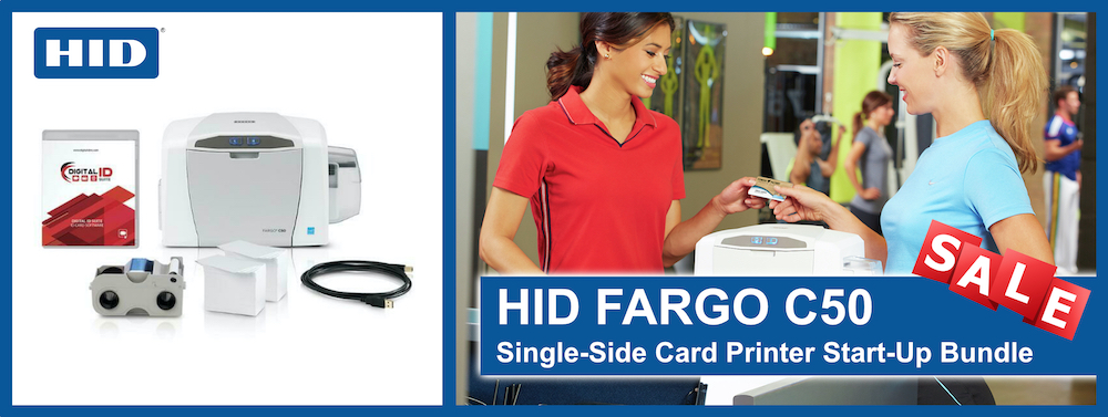 HID Fargo 1 - Home