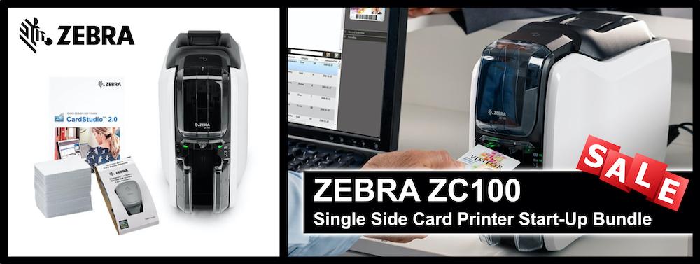 Zebra ZC100 1 - Home